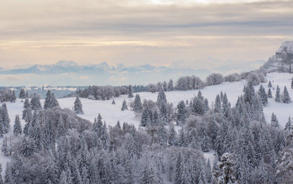 Photo neige Florian Houdelot